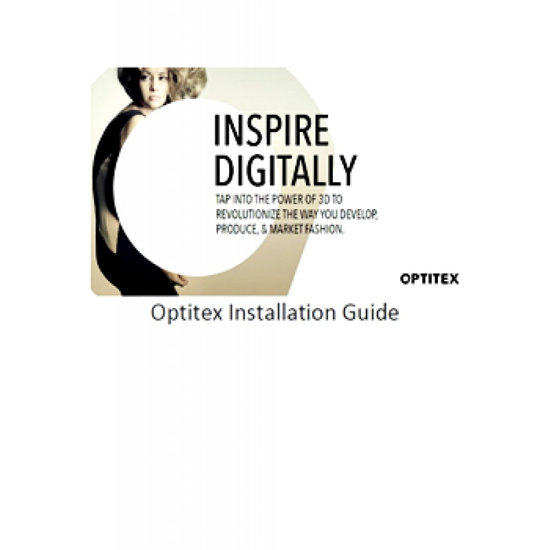 Optitex Installation Guide 2016